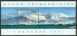 2001Iceland993/B29Landscape8,00 € - 1944-... Republique