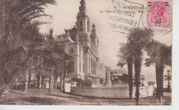 CPA Monte-Carlo - Le Casino (Garnier, Architecte) - Avec Cachet Daguin De Monte-Carlo - Spielbank