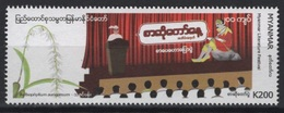Myanmar (2019) - Set -  /  Festival XI - Buddhism - Bouddhisme