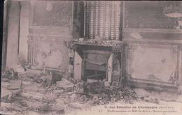 AY Etablissements De MM.de Ayala Bureau Particulier Les Emeutes En Champagne (avril 1911) - Ay En Champagne