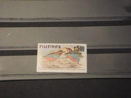 FILIPPINE - 1979 UCCELLI 5 P. - NUOVO(++) - Filippine