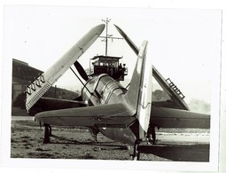 Aéronavale - Bombardier Curtiss Helldiver - Photo Originale Format 18 X 24 Cm - Luchtvaart