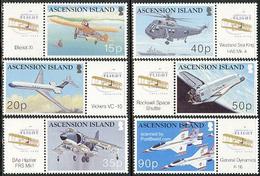 Ascension 2003 Centenaire De L'aviation Centenary Of Powered Flight - Avions