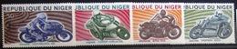 NIGER                       N° 369/372                        NEUF** - Niger (1960-...)