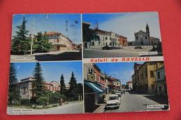 Rovigo Gavello Vedutine Con Via Matteotti + T Tabacchi 1974 - Rovigo