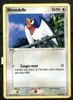 Carte Pokemon NIRONDELLE 50PV / Édition Ex: Emeraude / N°68/106 - Pokemon