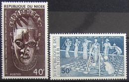 NIGER                       N° 387/388                        NEUF** - Niger (1960-...)