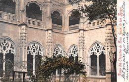 Alcobaca Mosteiro Tumulo De D. Inês De Castro - Toledo