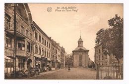 B-7646   MALMEDY : Place Du Pont-Neuf - Malmedy