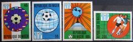 NIGER                       N° 441/444                        NEUF** - Niger (1960-...)