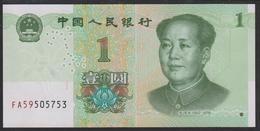 China 1 Yuan 2019 Pnew UNC - China