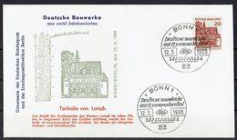 BRD 1964 // Mi. 456 FDC - [7] Federal Republic