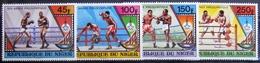 NIGER                       N° 484/487                       NEUF** - Niger (1960-...)