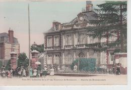 CPA Bonsecours - Mairie - Collection  De La Cie Des Tramways De Bonsecours (très Jolie Animation) - Bonsecours
