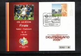 Germany 2006 World Football Cup Germany Football Match Final Italy - France - 2006 – Alemania