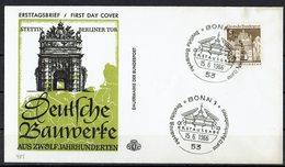 BRD 1966 // Mi. 489 FDC - [7] Federal Republic
