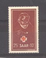 Sarre  :  Yv  271  * - 1947-56 Gealieerde Bezetting