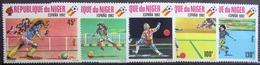 NIGER                       N° 520/524                       NEUF** - Niger (1960-...)