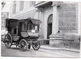 DILIGENZA DEL SEMPIONE - DOMODOSSOLA MUSEO GALLETTI - 1862 - 1962 - (rif. D35) - Poste & Postini