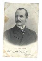 3575 - AVVOCATO ARTURO VECCHINI POLITICO ITALIANO 1900 CIRCA - Personaggi Storici