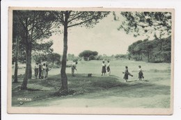 CP 83 SAINT RAPHAEL Golf De Valescure - Saint-Raphaël