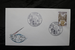 France Toulouse Concorde Special Cancel 1978  A04s - Concorde