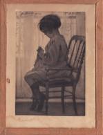 Gravure De 1933 Gabriel Barlangue - Lithographies