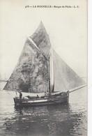 LA ROCHELLE: Barque De Pêche - La Rochelle