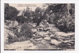 CP 23 MAGNAT L'ETRANGE La Rozeille Au Moulin De Lascaux - Altri Comuni