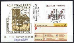 BRD 2001 // Mi. 2211/2211 FDC - [7] Federal Republic