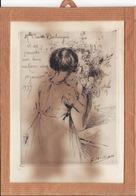 Gravure De 1937 Gabriel Barlangue - Lithographies