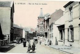 Auvelais Rue Du Pont De Sambre Edit.Imp.Dave-Migeot - Sambreville