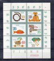 Germania - DDR - 1981 - Blocco Foglietto - Animali - Nuovo - (FDC20092) - [6] Oost-Duitsland