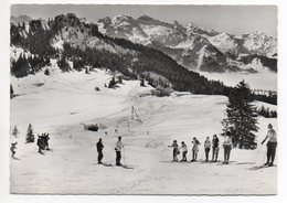OBERIBERG Schweizer Skischule Ybergeregg - SZ Schwyz