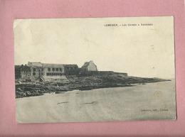 CPA -  Lomener -  Les Usines à Sardines - Other Municipalities