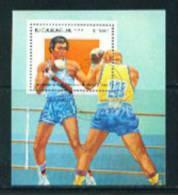 NICARAGUA - 1983 Pan American Games Miniature Sheet Used - Nicaragua