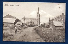 Beffe ( Rendeux). Ancienne église Saint-Lambert. - Rendeux