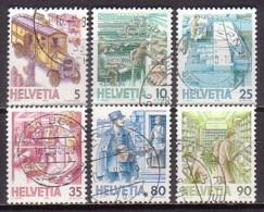 CH  1321/26 Ya , O (K 1632) - Svizzera