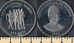 Guinea 200 Syli 1984 - Guinea