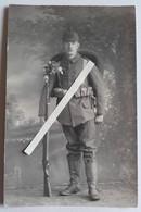 1915 Champagne Artois Aisne Nouvron Landser IR69 Cologne 15 ID 8 Korps Poignard Tranchée 1914 1918 WW1 1WK Carte Photo - Guerre, Militaire
