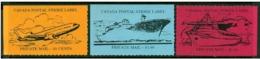 "-1981-""Private Mail"" Labels- (**) - Local, Strike, Seals & Cinderellas"