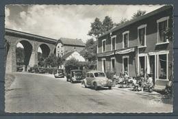 Carte Postale France 1955 Glenic (23) Hotel-restaurant Du Viaduc - Frankreich