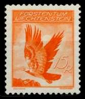 LIECHTENSTEIN 1934 Nr 144x Postfrisch X6FFFE2 - Liechtenstein