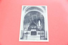 Padova Bertipaglia La Chiesa Interno La Grotta N.S. Di Lourdes 1952 Ed. Giarin - Padova (Padua)