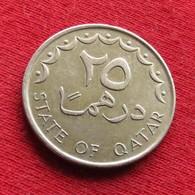 Qatar 25 Dirhams 1976 / 1396 KM# 4 *V2 Catar Katar - Qatar