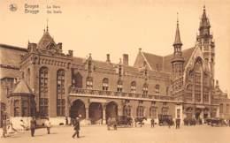 BRUGGE - De Statie - Bruges - La Gare - Brugge