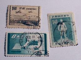 CHINE  1954-58   LOT# 12 - Gebruikt