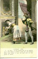 L'anneau D'or - Lot De 6 CPA - La Jeune Fille Et Le(?) Page - Coppie