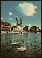 Zürich  -  Groß-Münster  -  Ansichtskarte  Ca. 1966    (11769) - ZH Zurich