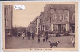 BARNEVILLE- RUE HAUVET - Barneville